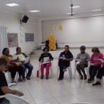 Clube da Leitura com idosos inspira e melhora convivência. Foto: Campus Três Lagoas