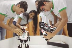 IFMS é pentacampeão sul-mato-grossense da OBR - Foto: Ricardo Rojas